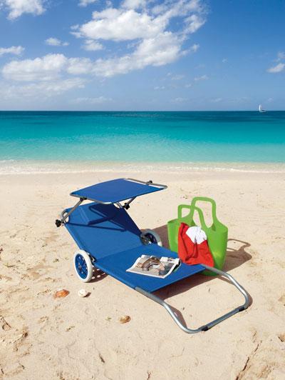 Sdraio da spiaggia dmail for Arredamento da spiaggia