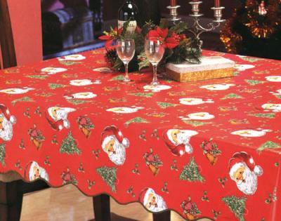 Tovaglia di natale dmail for Tovaglie natalizie ikea