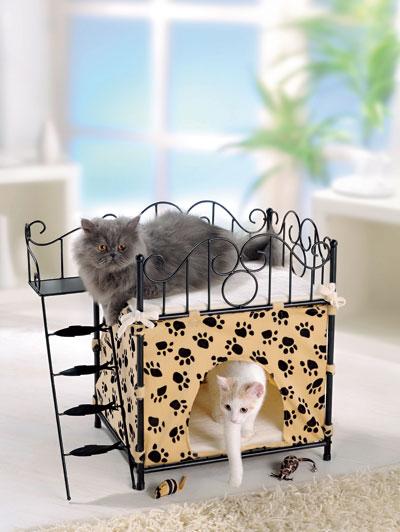 Letto a castello per gatti - - Dmail