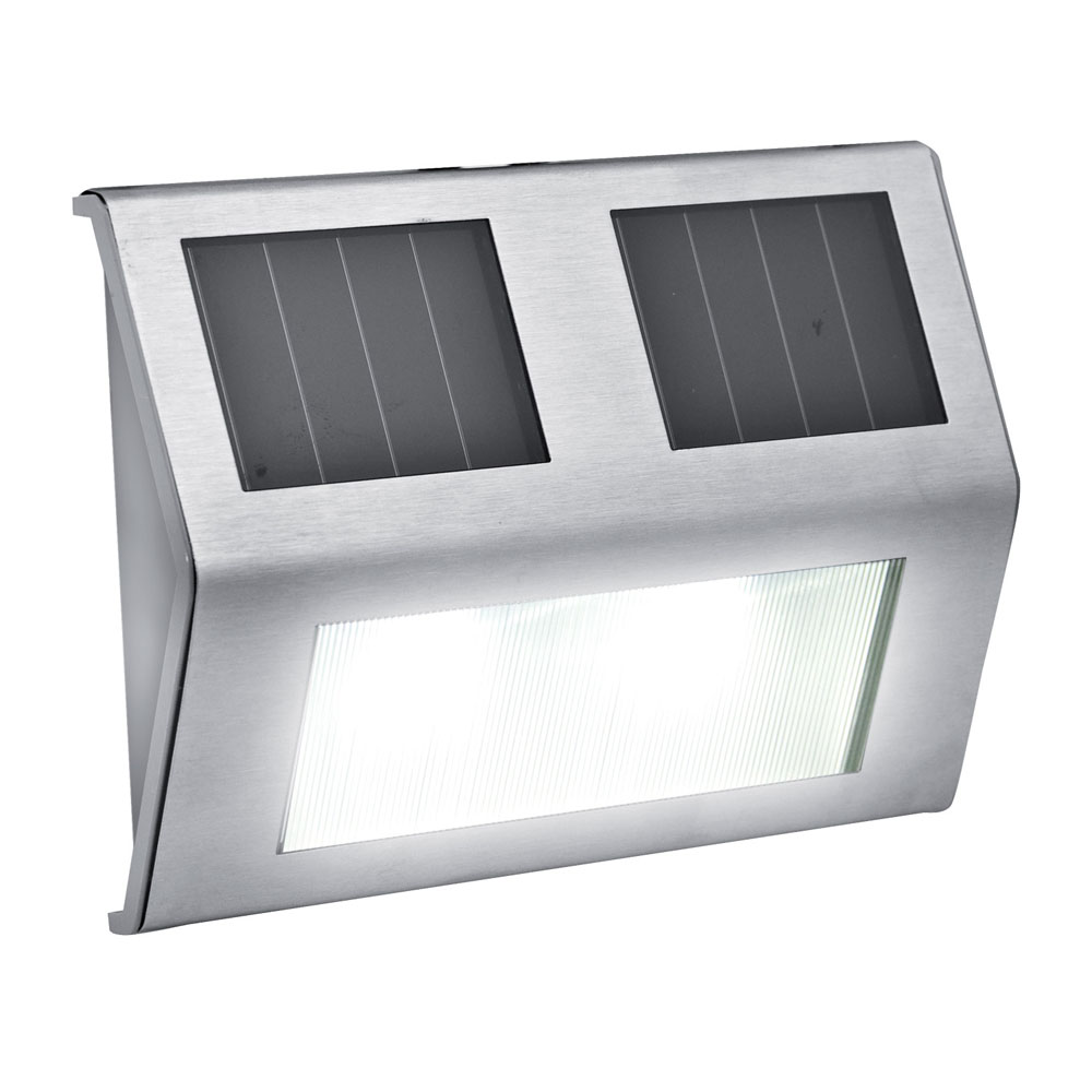 Punto luce ultra sottile ad energia solare - Illuminazione - Dmail