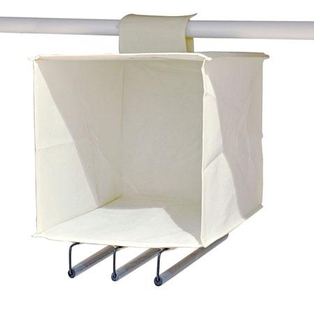 Box per maglie e porta pantaloni 2 in 1