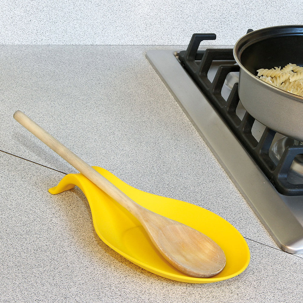 Poggiamestoli in silicone 319467 dmail for Attrezzi cucina in silicone