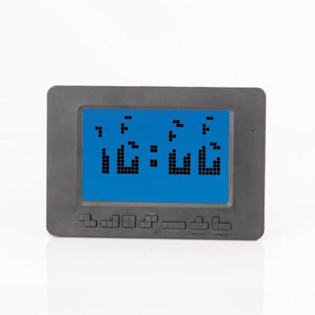 Orologio-sveglia Tetris