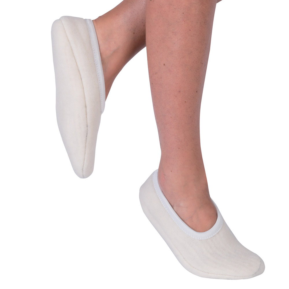 Calzini da letto in pura lana vergine calzature e calzini dmail - Piedi freddi a letto ...