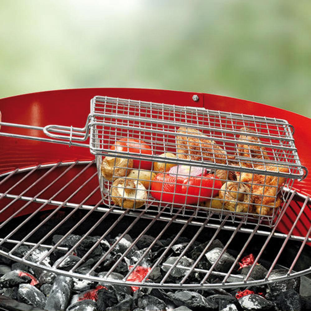 Griglia contenitore per barbecue barbecue dmail for Griglia per barbecue bricoman