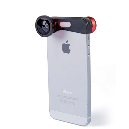 Lente 3 in 1 per iPhone 5