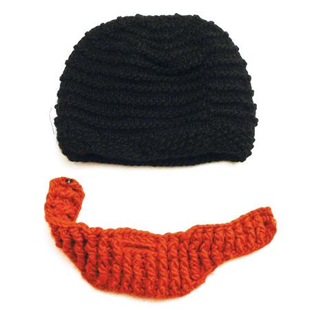 Barbello, set cappello e maschera